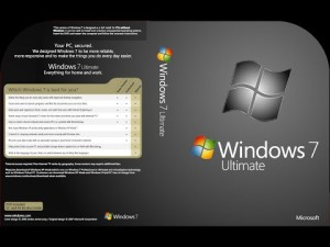 windows 7 ultimate licencia